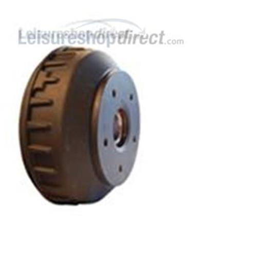 Brake drum Euro 2051, 5 stud (34mm) image 1