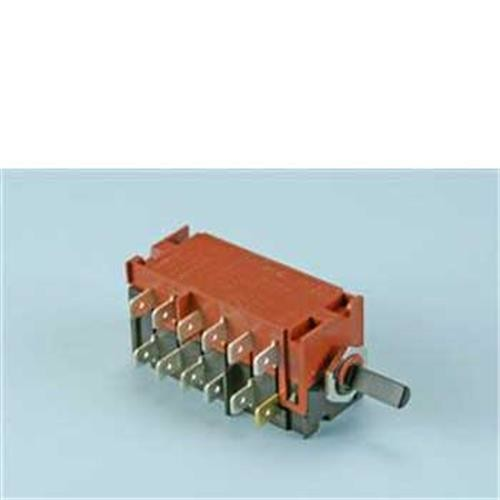 Selector Switch 6P for Thetford Fridges