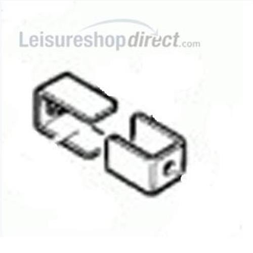 Set of Coil Holders (U-sheet kit) for Truma image 1