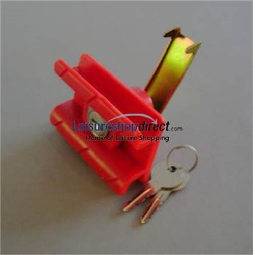 Fiamma Top Box Lock & Key(sold single) image 1