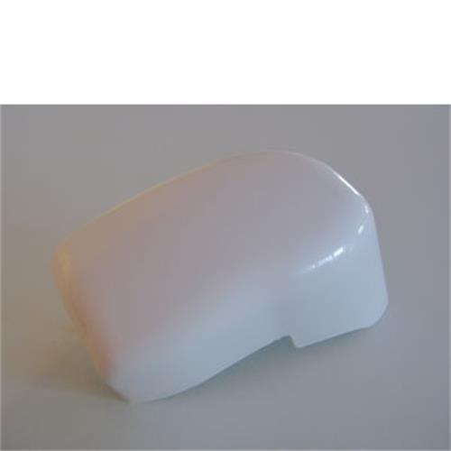 Fiamma F45I Left Hand End Cap - Polar White