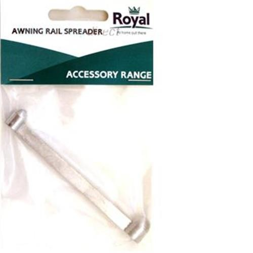 Royal awning rail spreader image 1