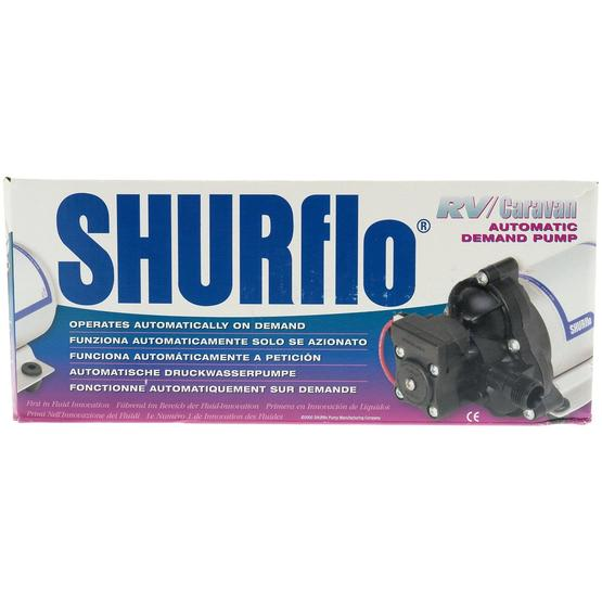 Shurflo Trail King 7 Pump 30Psi 12V image 2