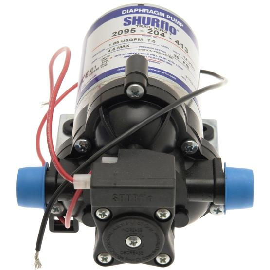 Shurflo Trail King 7 Pump 30Psi 12V image 3
