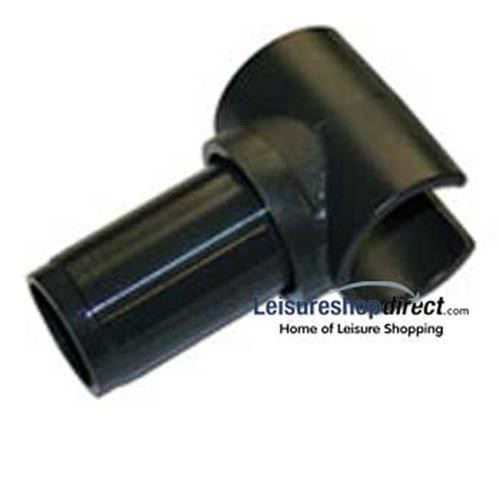 Fork coupling Carbon Zinox Inside 22mm for Isabella Awnings image 1