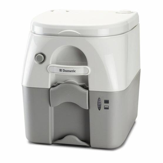Dometic 976 Portable Toilet - White/Grey image 3