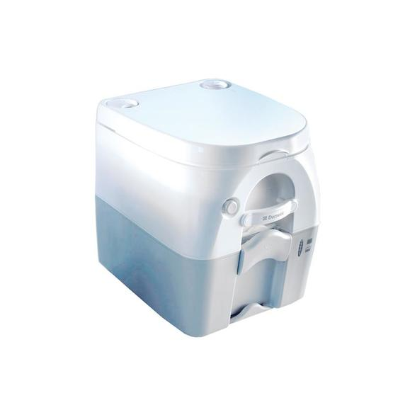 Dometic 976 Portable Toilet - White/Grey image 1