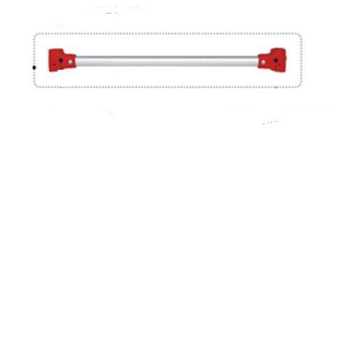 FIAMMA BIKE BLOCK BEARING TUBE CB PRO RED image 1