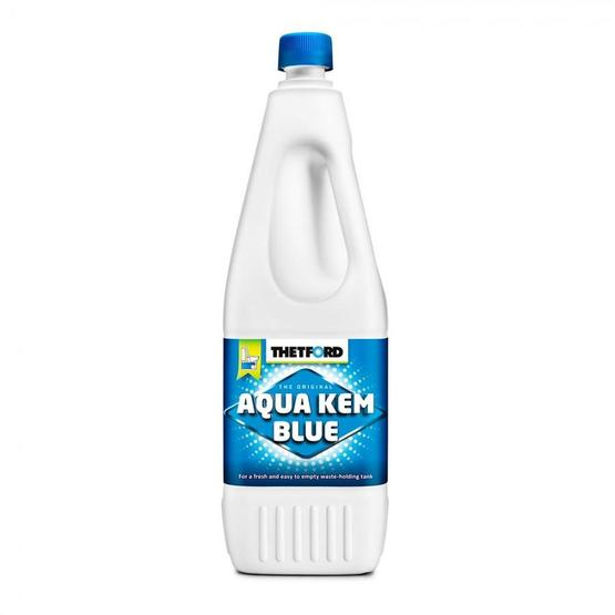 Thetford Aquakem Blue Toilet Chemical 2 Litre Bottle image 1