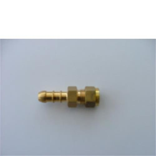 Fulham nozzle to 8mm compression, gas compression fittings, gas