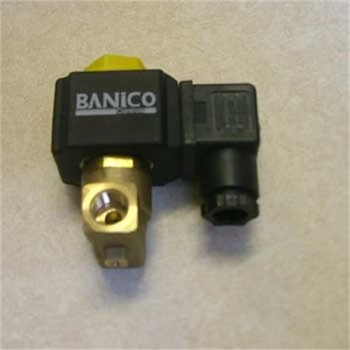 "Gas solenoid valve 1/4"", 12 volts image 1"