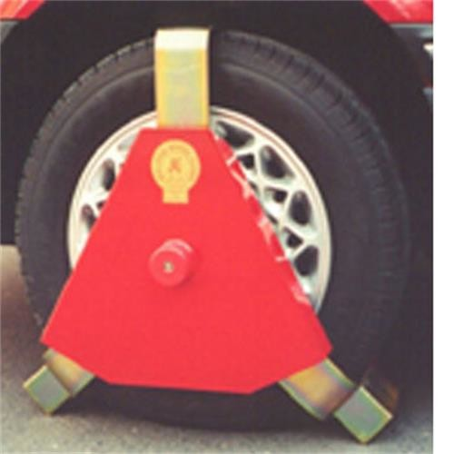 Bulldog Titan 155D Wheel Clamp image 1