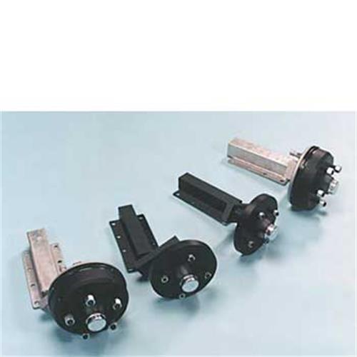 Bramberide Rubber Suspension Unit (Pair) 750 - 900kgs image 1