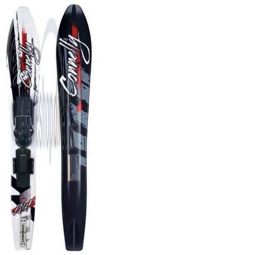 Connelly Easy Ski Wide Body Mono with adjustable bindings, connelly skis, waterskis