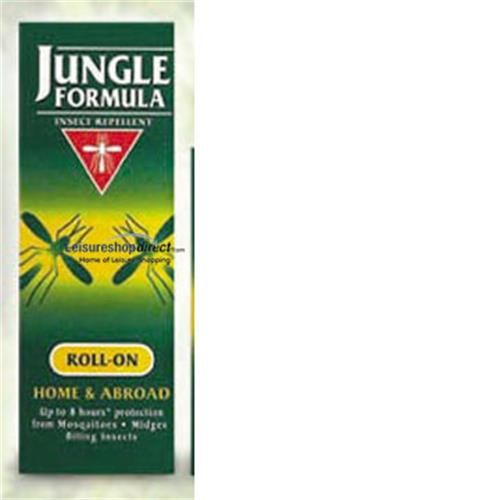 Jungle Formula Roll-On - 50ml image 1