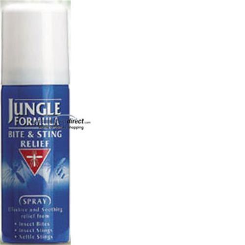 Jungle Formula Body Spray Insect repellant