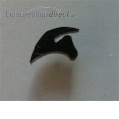 Rubber Seal for Hob or Sink Surround (universal) image 1