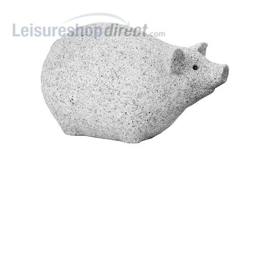 Small Pig - Stone Effect image 1