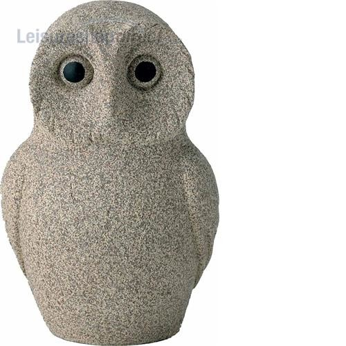 Small Owl - Stone Effect image 1
