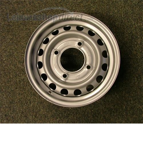 Wheel rim 4.50 x 13, 4 hole on 5.5 PCD image 1