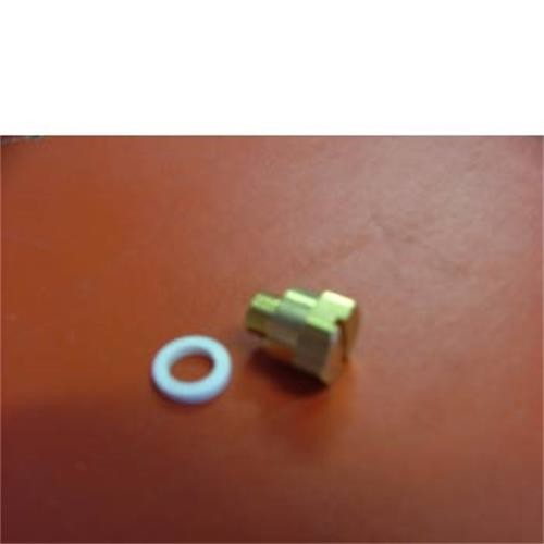 Drain screw and washer D61 Morco water heater image 1