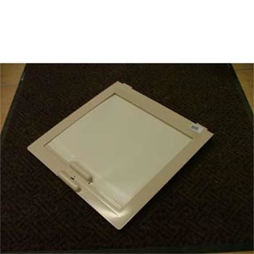 Blind and Flynet for MPK 420 Rooflight White image 1