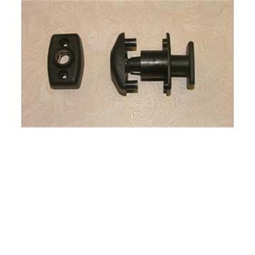 Door retainer - through door type image 1