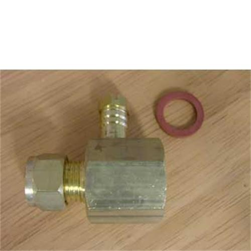 Gas Nozzle with 8mm Nut