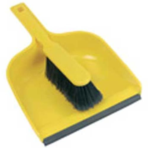 Dustpan & Brush Set - Stiff image 1