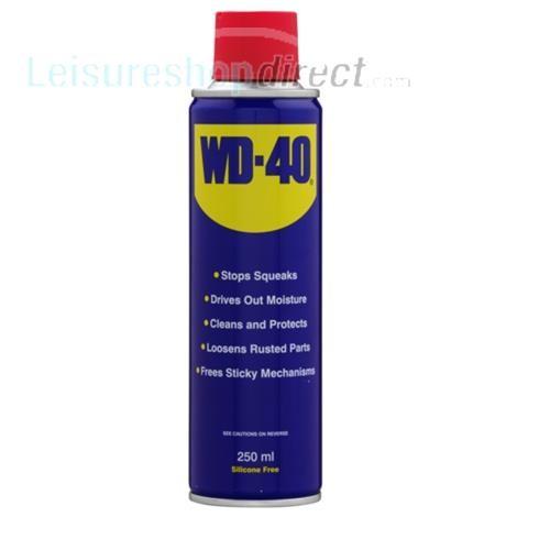 WD40 - 200ml image 1