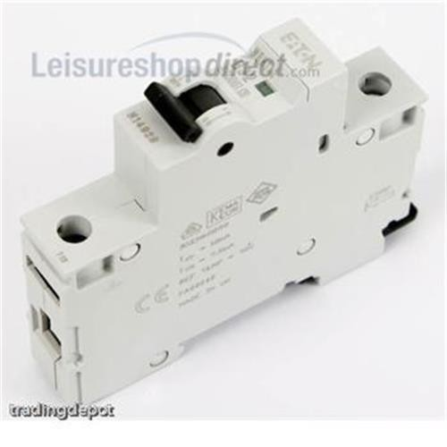 MCB Single Pole - 6 amp image 1