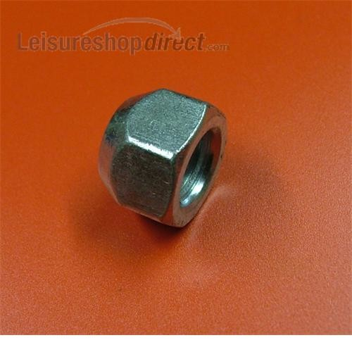 "Wheel nut 1/2"" image 1"