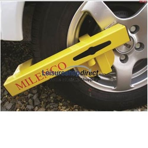 Compact Plus Milenco Wheel Clamp image 1