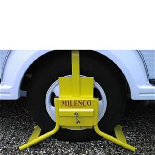 Milenco Caravan Wheelclamp Type C14 image 1