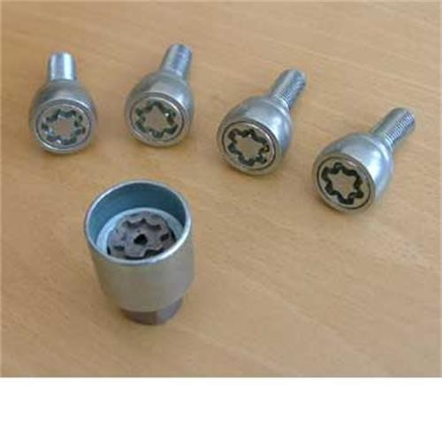 Milenco Locking Wheel Bolts (4) Caravan image 1