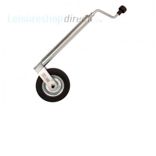 Jockey wheel assembly 42mm shaft image 1
