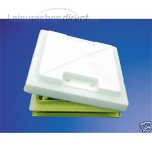 MPK Rooflight 420 with Flynet & Blind - Beige (Complete) image 4