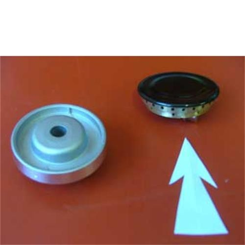 Burner cap, Spinflo series 1 image 1