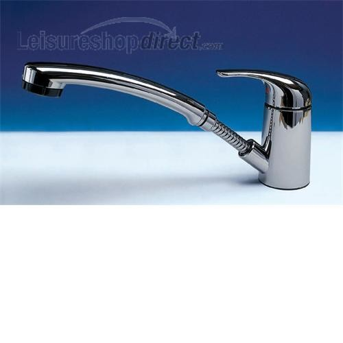 Reich Kama Shower Tap with Duett fitting image 1