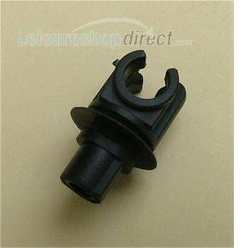 Burner hob clips for 4000/4001/2 Hob image 1