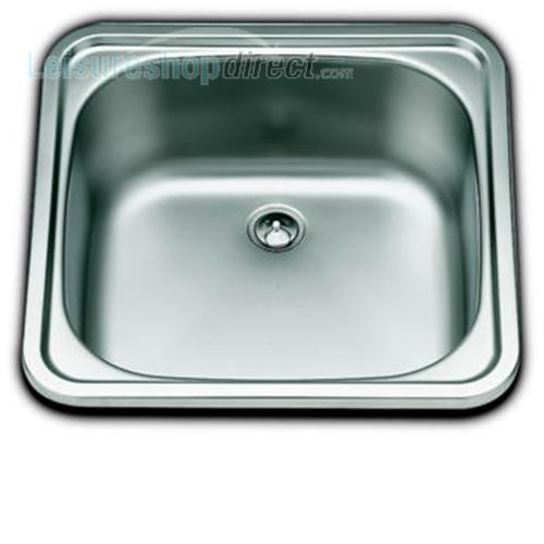 Dometic VA932 Square Caravan Sink image 2