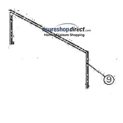 Thetford/Spinflo Oven Door Seal image 1