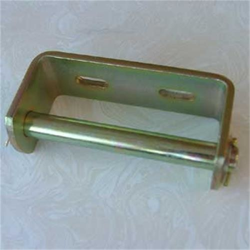 Trailer Keel Roller bracket for 19mm bore image 1