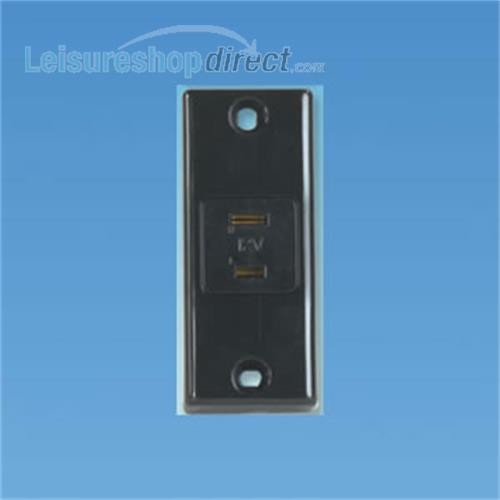 Architrave 12 Volt Socket