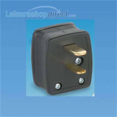 2 Pin Plug  12 Volts