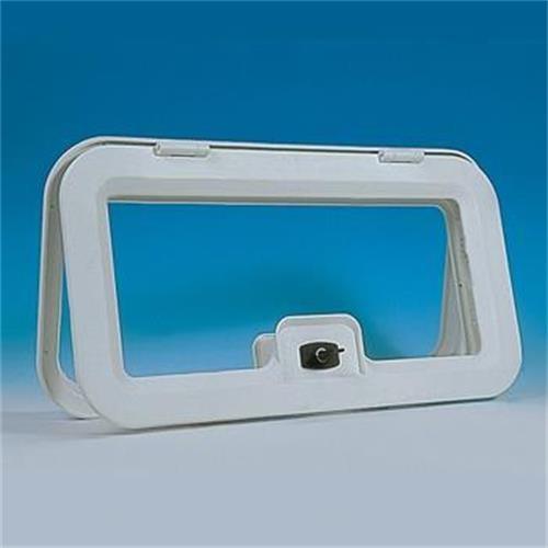 Locker door frame MIDI white image 1