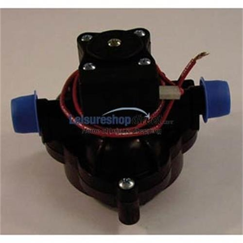 Complete pump head for ShurfloTrailking 7 20-30 PSI pump image 1