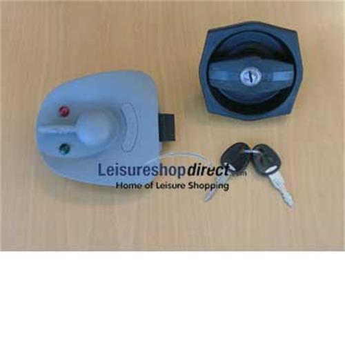 Hartal door lock LH image 1