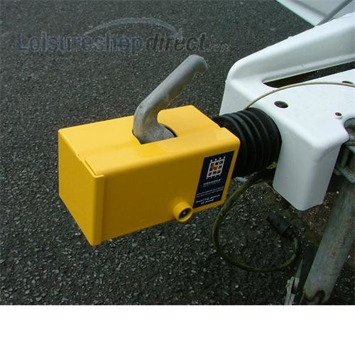 Stronghold Caravan Hitch Lock image 1