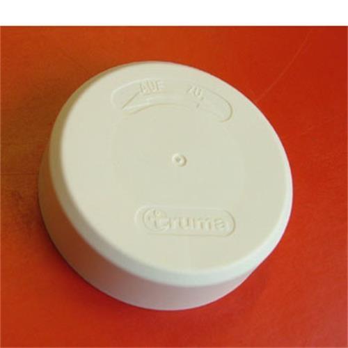 Truma Cowl cover KKW for Trumatic E2400, cream/white image 1